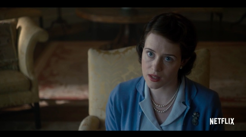 "There's a NEW trailer for Netflix's ""The Crown,"" and just let us watch this show already!"