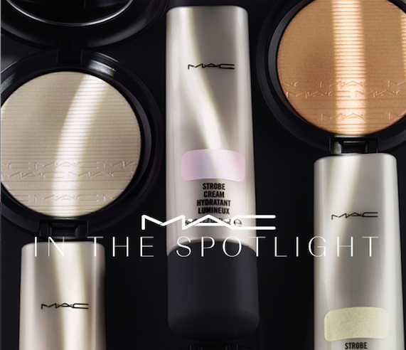 MAC Cosmetic's new highlighter collection is going to make you glow like no other