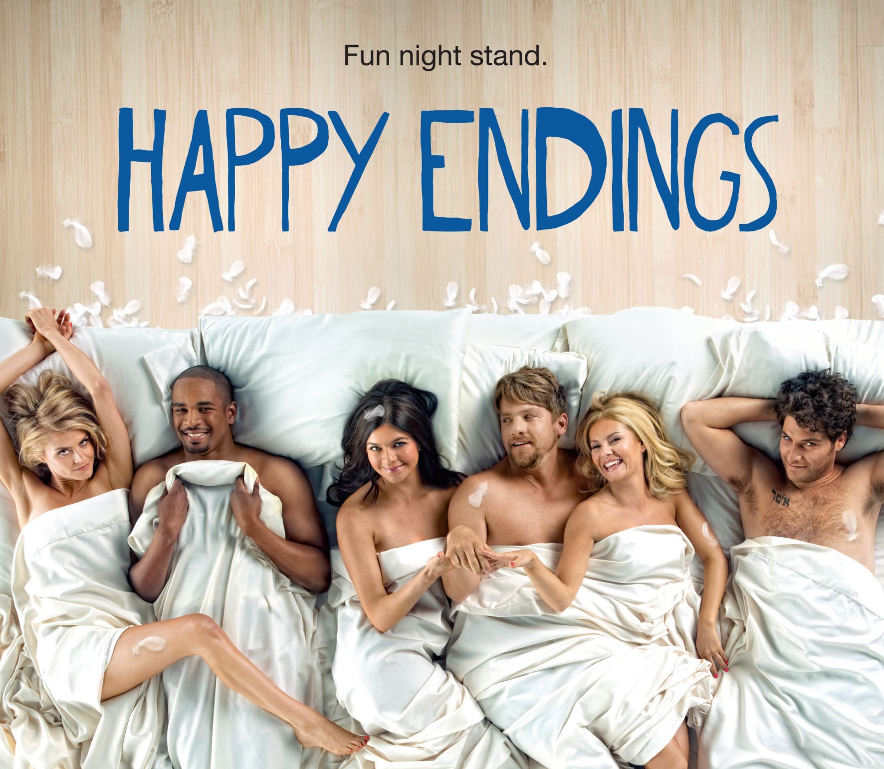 "OMG someone DIES in the new ""Happy Endings"" episode"