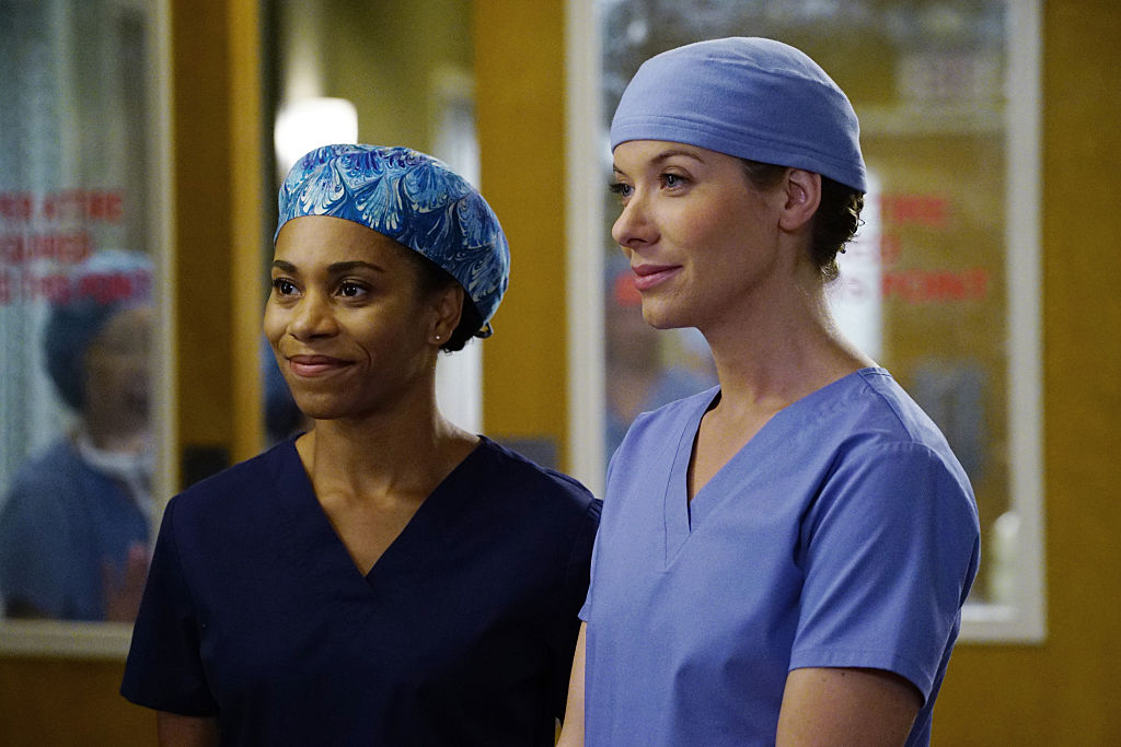 """Grey's Anatomy"" just brought back an unexpected character, and it was so awkward"