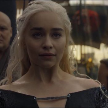 "A character who left Westeros on ""Game of Thrones"" is BACK in these Season 7 leaked photos"