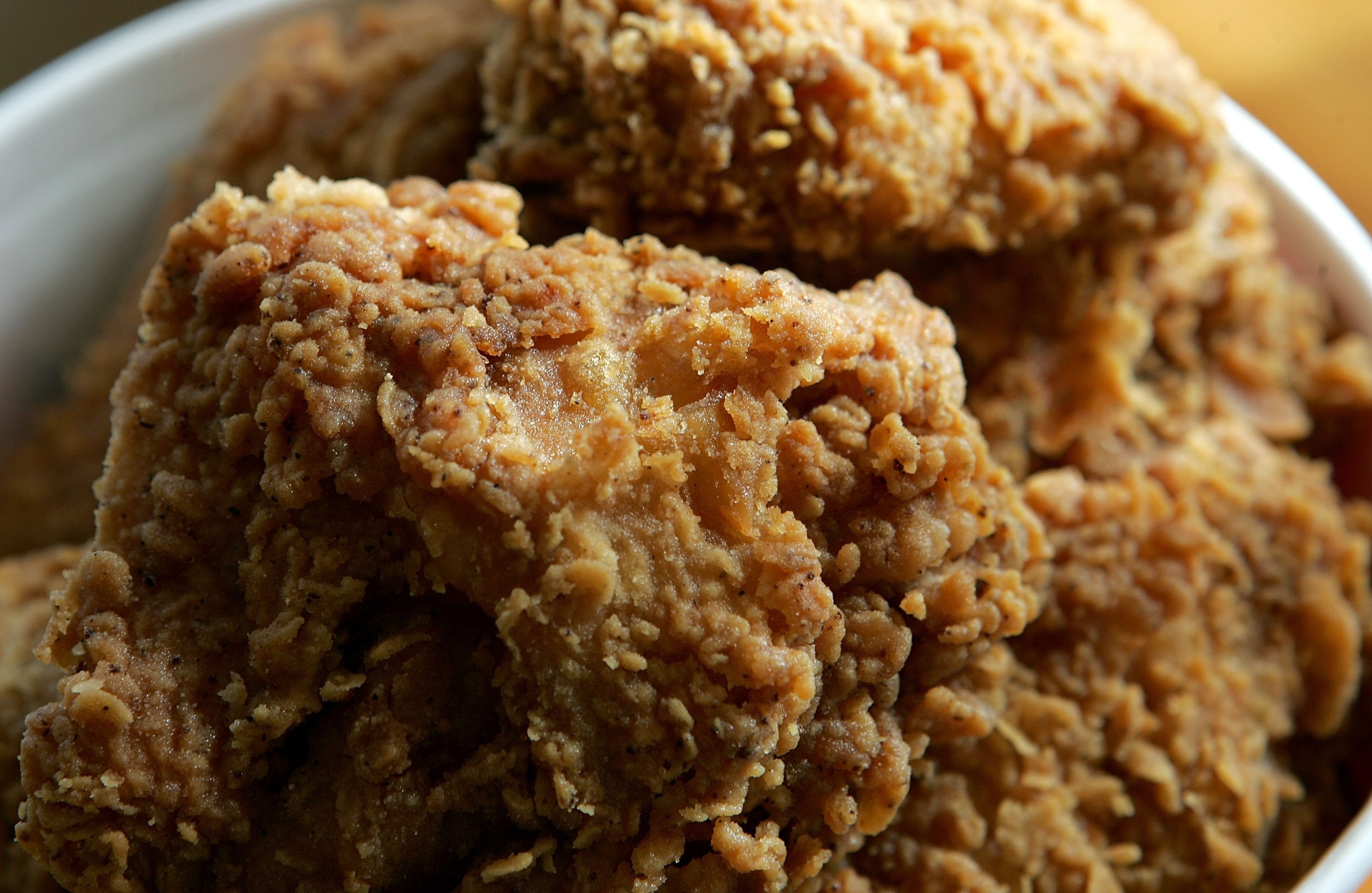 KFC's chicken fried pizza is making a comeback because rules are for suckers