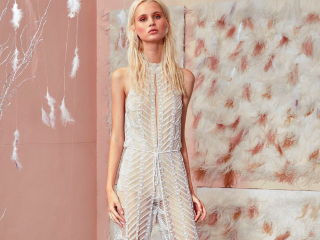 15 nontraditional wedding dresses for the girl who's anything but old school