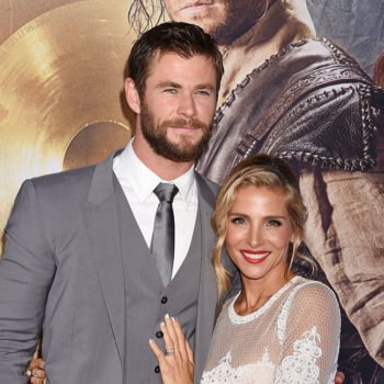 Chris Hemsworth just said the sweetest thing about his wife, and we're full of awwww