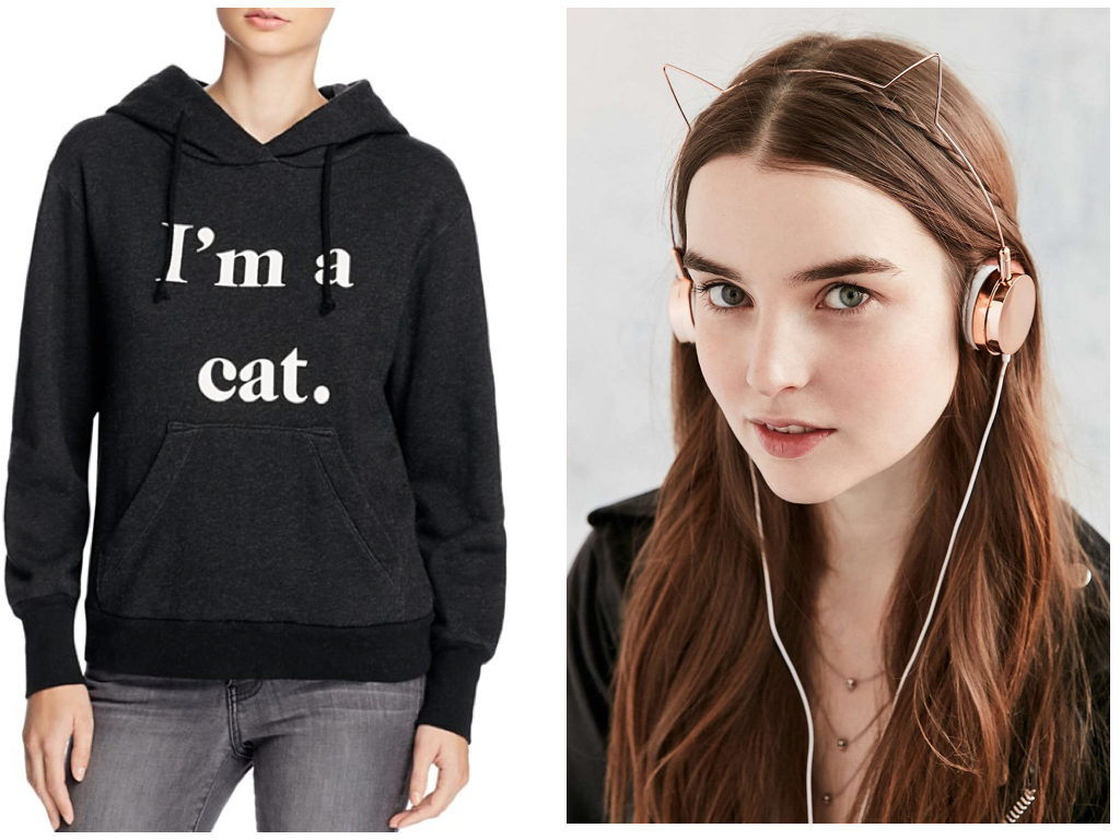 Cat-themed fashion finds you need to see right meow!