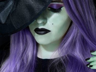 These are the 10 most-pinned makeup looks for a DIY Halloween