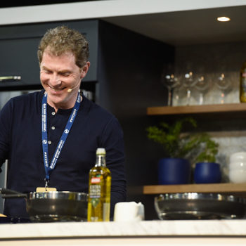 As a tribute to Vine, please watch this Vine of Bobby Flay dancing