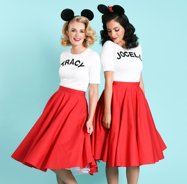 Unique Vintage has a Disneyland Dapper Day-themed collection and it is EVERYTHING