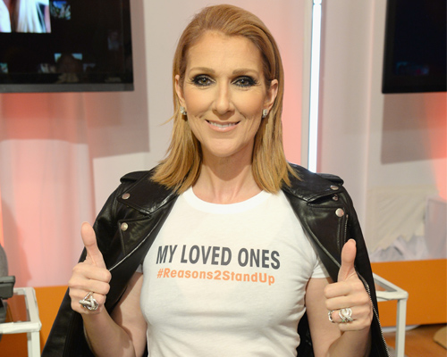 Celine Dion had so much fun at Disneyland and we're super jealous