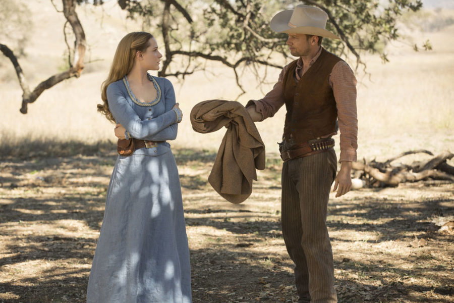 "Evan Rachel Wood dropped some major details on episode 5 of ""Westworld"" and we can't wait"
