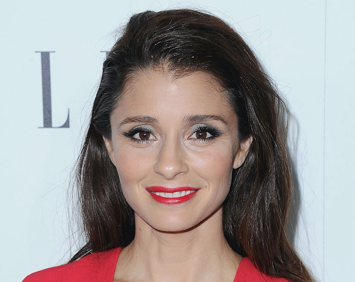 Shiri Appleby just wore the jumpsuit that finally makes us ready to try pantsuits
