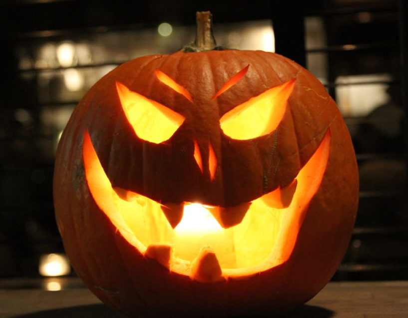 These insane #NASApumpkins just turned Halloween into rocket science