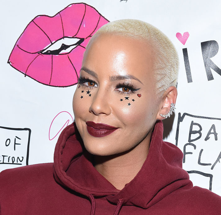 Amber Rose is speaking out about sexual assault in Hollywood and it's so important