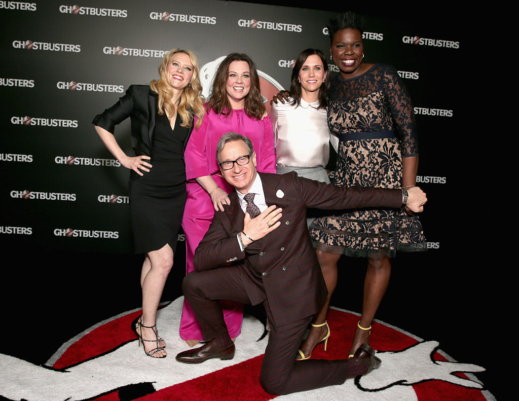 "The ""Ghostbusters"" director discussed women in comedy and we are listening"