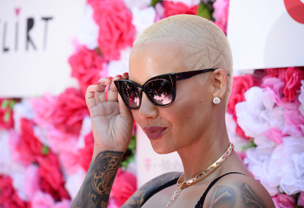Amber Rose opens up about sexual assault and unfortunately describes too many women's experiences