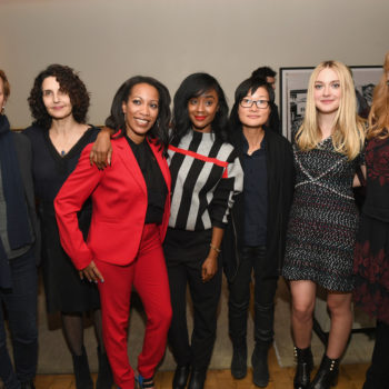 "What I experienced at ""Through Her Lens,"" an incredible event celebrating women filmmakers"