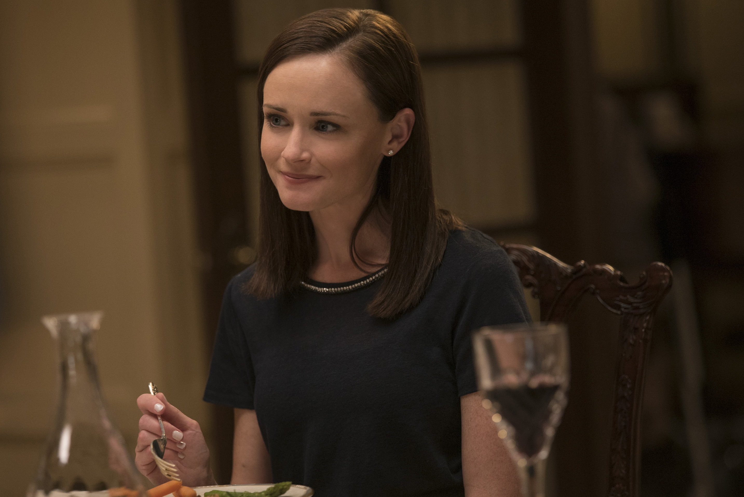 "We now know *exactly* what Rory is up to when ""Gilmore Girls: A Year in the Life"" picks up"