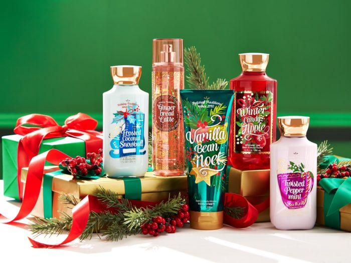 When Is Bath Amp Body Works Holiday Collection Coming Out