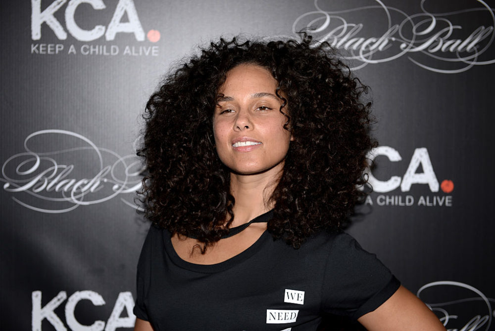 OMG Alicia Keys just dropped the full track list to her new album, but there's a catch!