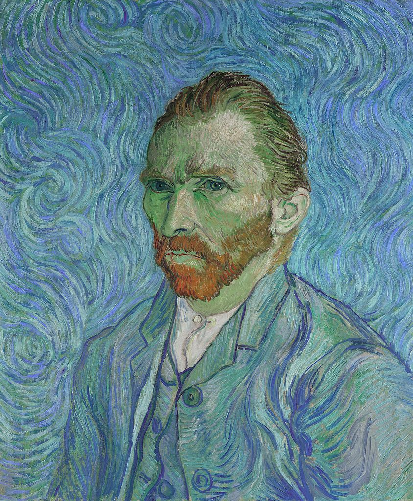 This glow-in-the-dark Vincent Van Gogh costume will completely blow your mind