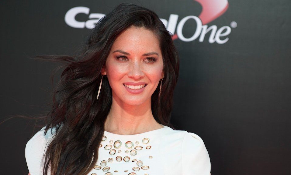 Olivia Munn gets real about filming romance scenes, and yes forever
