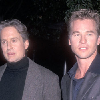 """Val Kilmer has cancer, according to Michael Douglas: """"Things don't look too good"""""""