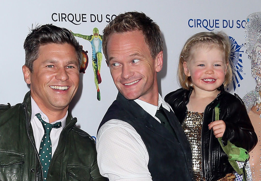 """Neil Patrick Harris and his family's throwback Halloween costumes will make you say, """"Awww!"""""""