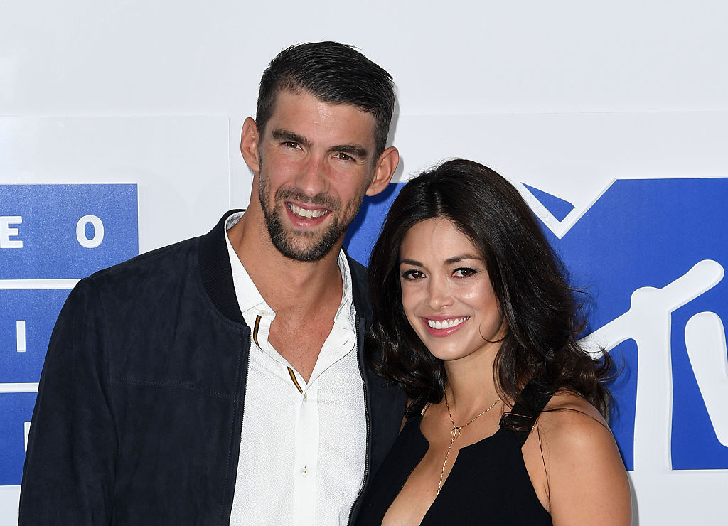 Michael Phelps and wife Nicole Johnson had a second wedding ceremony and the pics are GORGEOUS