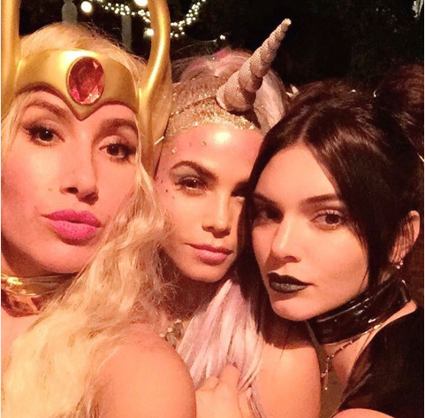 Here's what our fave celebrity hair and makeup artists dressed up as for Halloween
