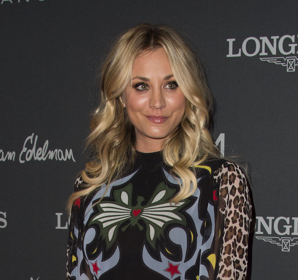 Kaley Cuoco had the most fun vacationing with her family in the Netherlands