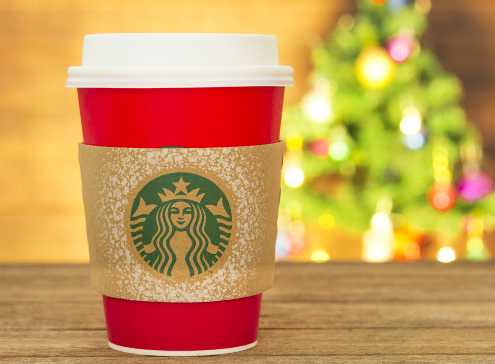 Someone leaked what Starbucks' holiday cups will look like, and the internet has FEELS about it