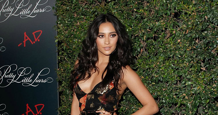 Shay Mitchell's gorgeous co-ord outfit has us dreaming of vacay — here's how to copy it for your own