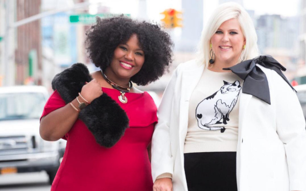 This fashion line is specifically designed for pear-shaped women and we looooove it