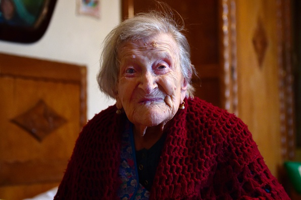 The oldest person in the world (a soon to be 117-year-old woman!) has some fabulous advice for us