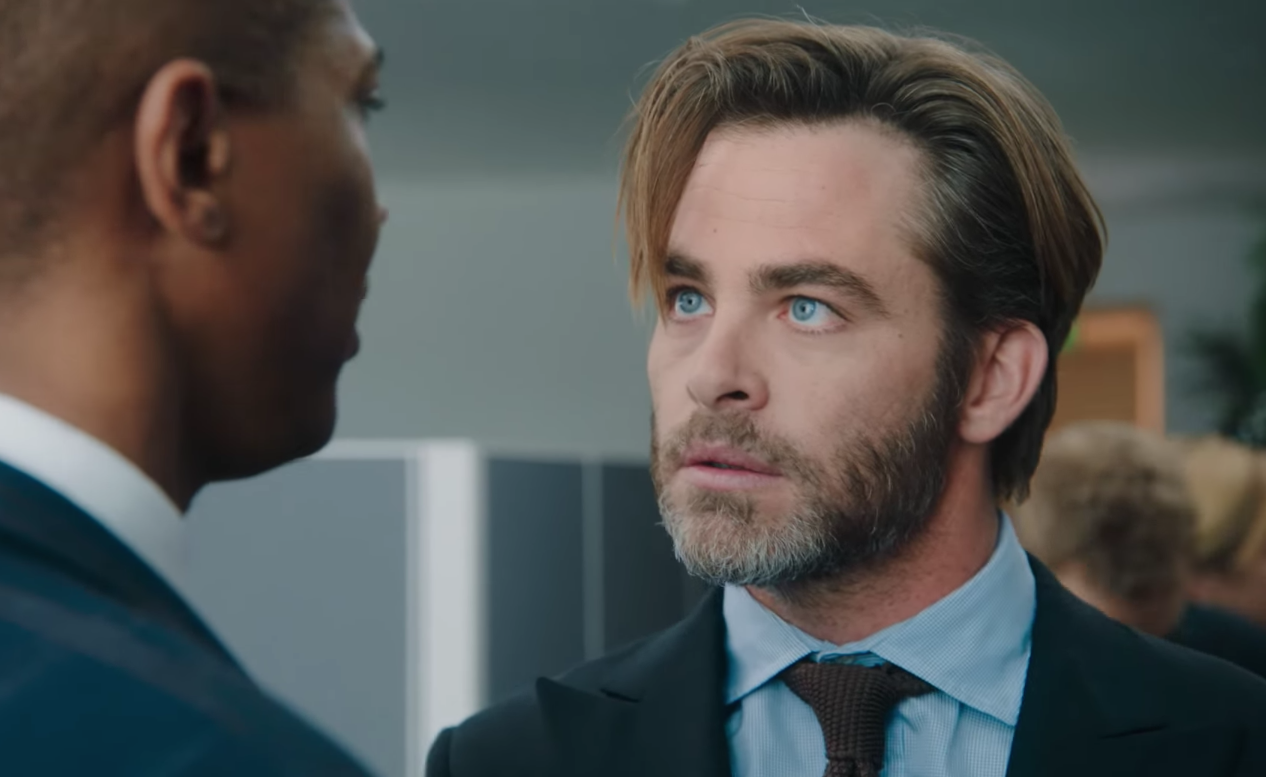 Joss Whedon still reaaaally wants you to vote with his latest PSA starring Chris Pine as a bratty boss