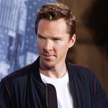 We're loving everything about this interview Benedict Cumberbatch did for MTV