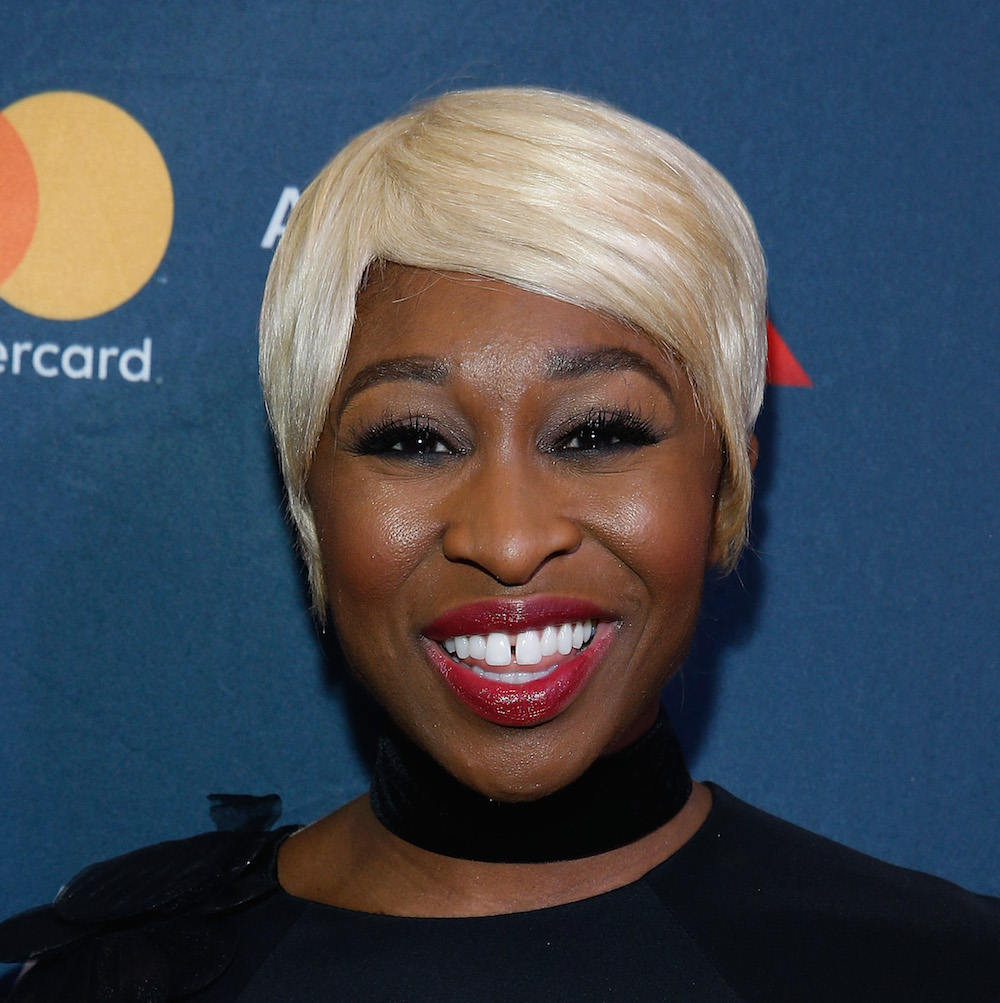 "Broadway's Cynthia Erivo went full ""Avatar"" for Heidi Klum's Halloween party"