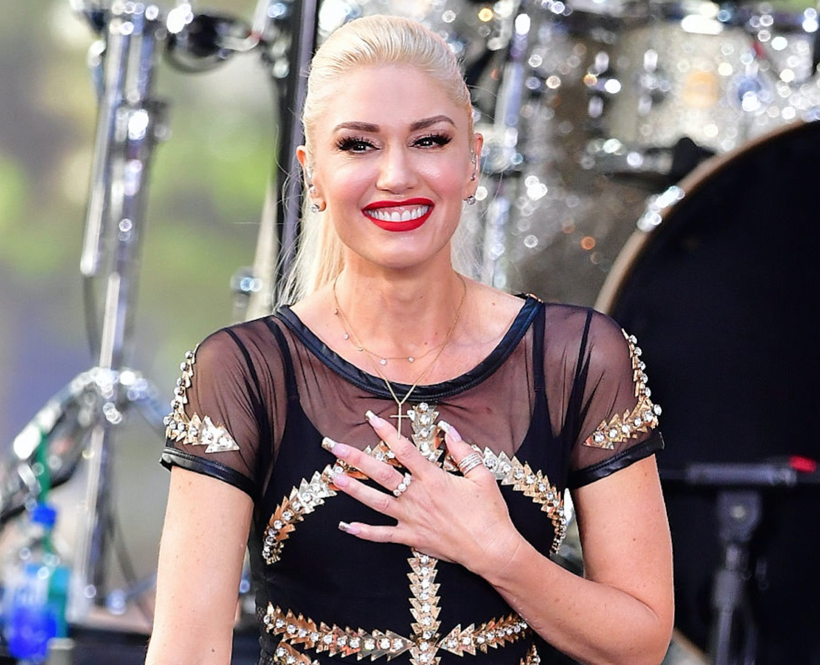"""Gwen Stefani and a bunch of other amazing women will be honored as """"Women of the Year"""""""