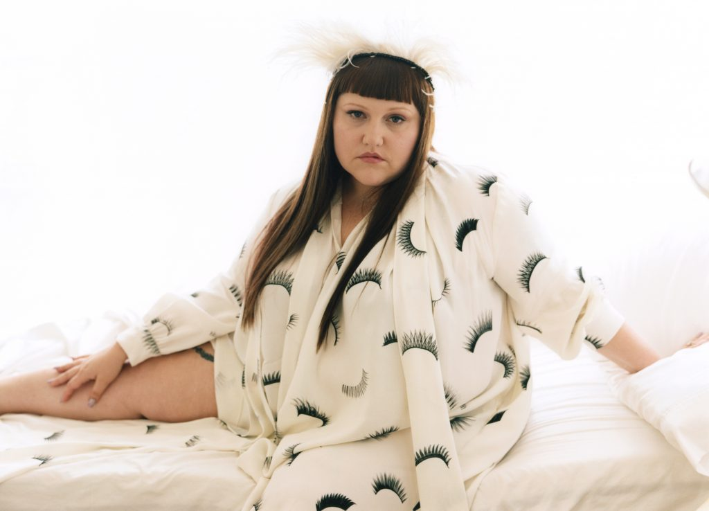 Beth Ditto came out with a new plus size clothing collection and it is SO incredibly darling