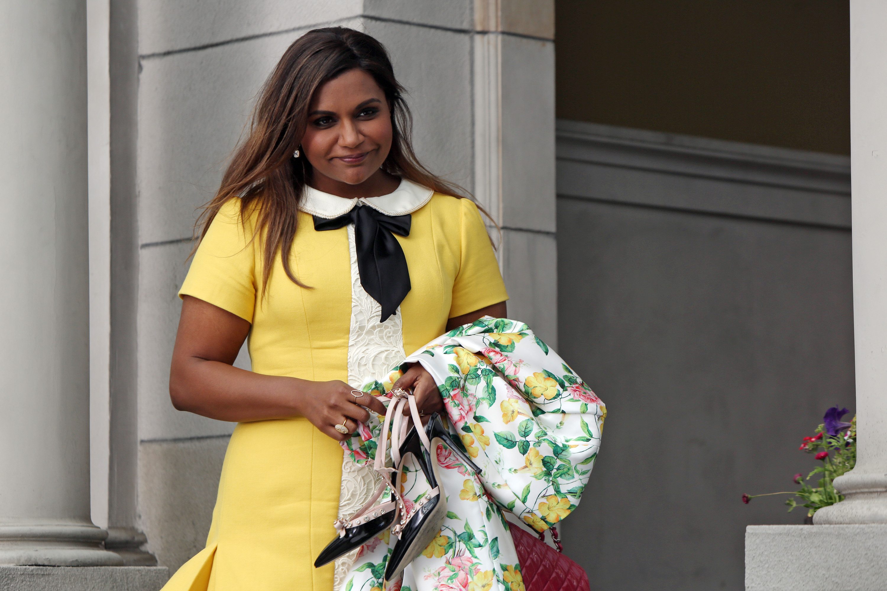 "This ""Veronica Mars"" star wars just cast on ""The Mindy Project"" as...Mindy?"