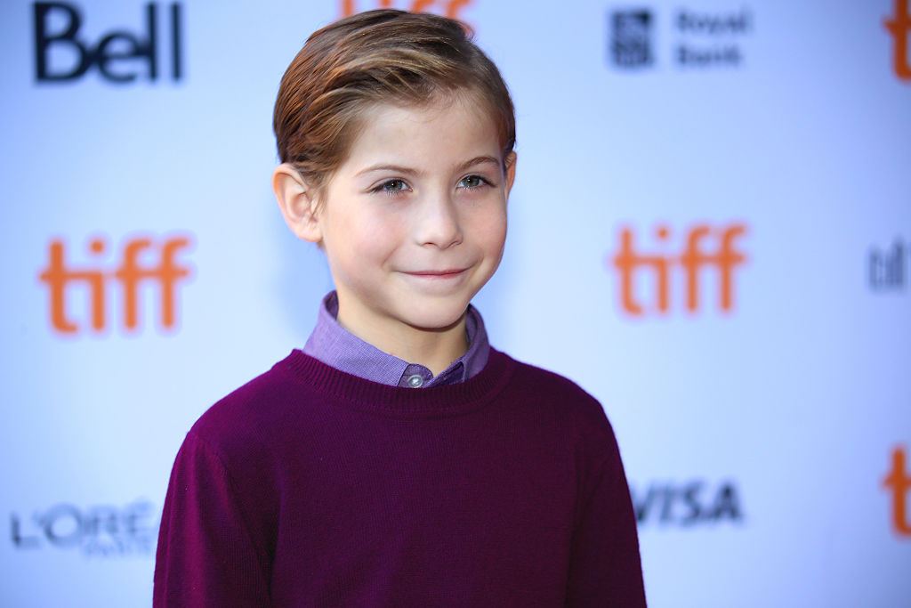 "10-year-old ""Room"" star Jacob Tremblay became the cutest mini '80s character for Halloween"