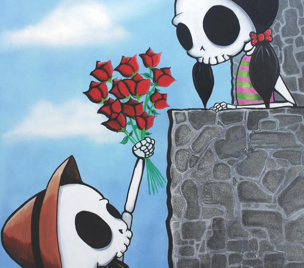 Here's what you should know about Dia de Los Muertos, through the lens of death-embracing artists
