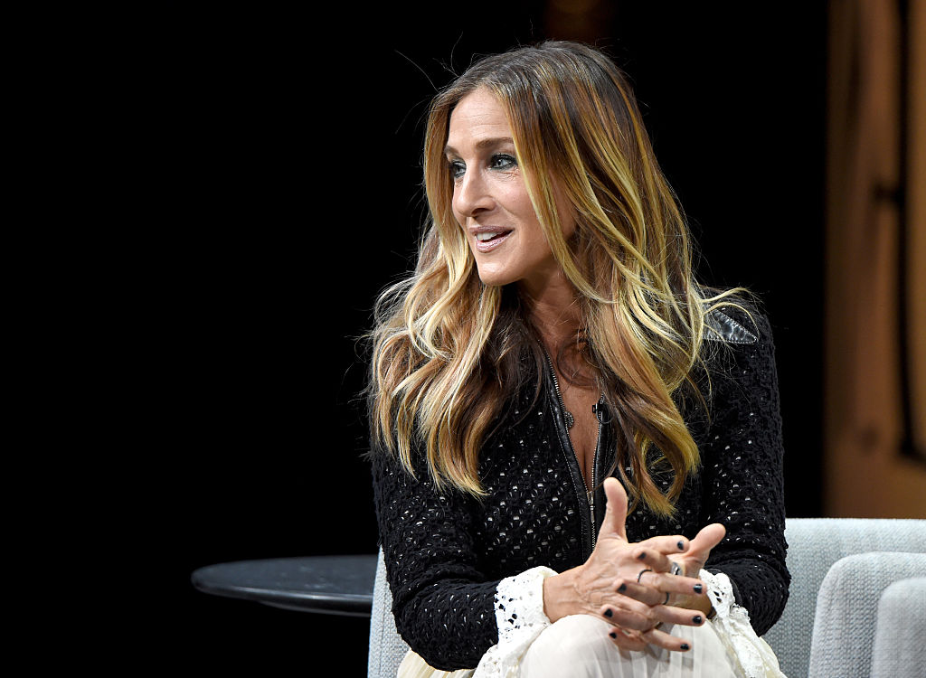 Sarah Jessica Parker has turkey anxiety, and don't worry, girl — we get it