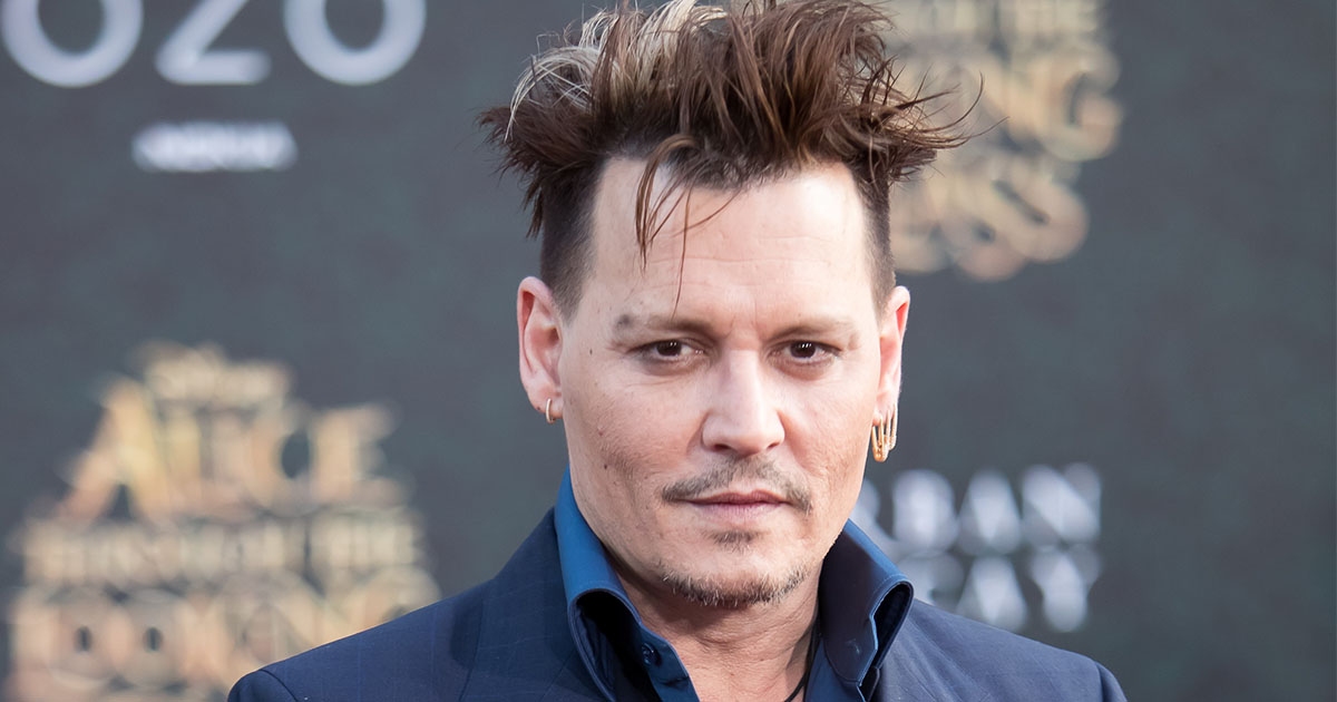 "Johnny Depp is going to star in the ""Fantastic Beasts"" sequel and we have questions"