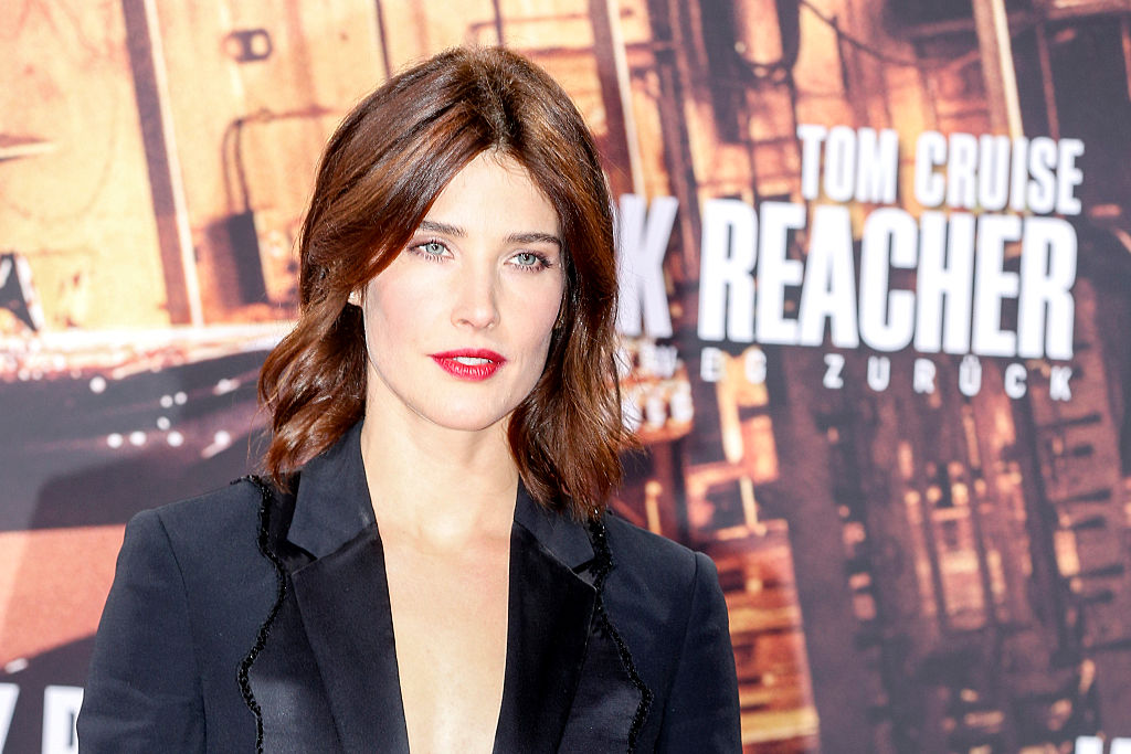 Cobie Smulders gets real about the power of posing topless
