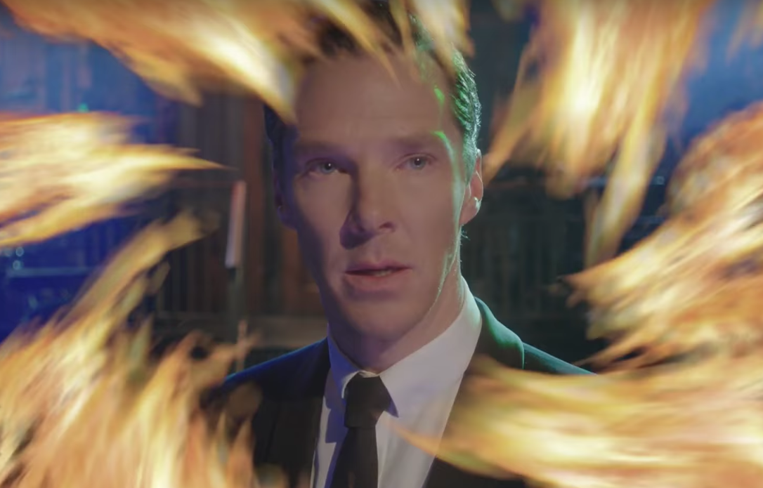 "The first teaser for Benedict Cumberbatch's ""Saturday Night Live"" appearance is here!"