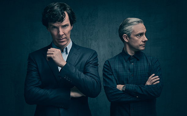 "The latest Honest Trailer is a perfect slice of ""Sherlock"""
