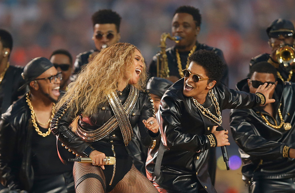What Beyoncé ate before the Super Bowl might surprise you, according to Bruno Mars