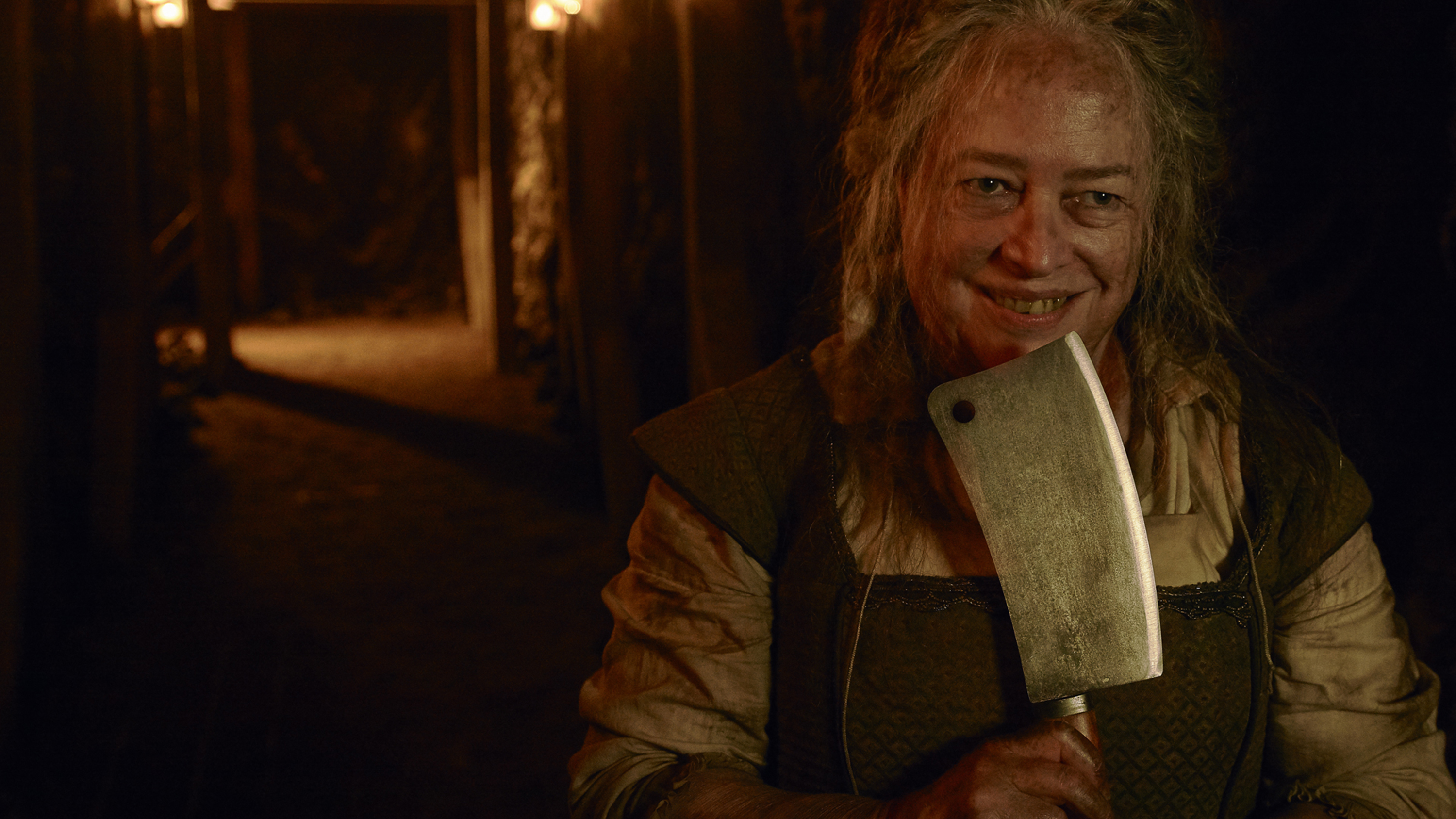 """We just noticed something terribly chilling about the *real* Butcher on """"American Horror Story"""""""