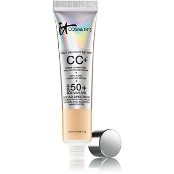 "Behold: The holy grail of CC creams, It Cosmetics' ""Your Skin But Better"" CC cream"